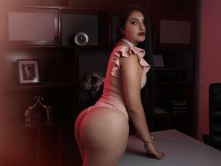 VickySant ass show porn
